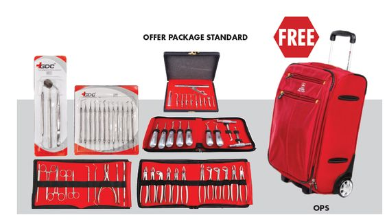 GDC Offer Package Standard Set with Strolly