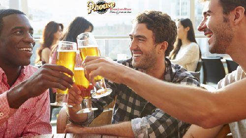 uống bia như thế nào là tốt