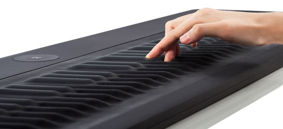 Roli Is Rethinking How People Interact With Traditional Musical Instruments Beginning With The Seaboard Grand A Comple Musical Keyboards Synthesizer Keyboard