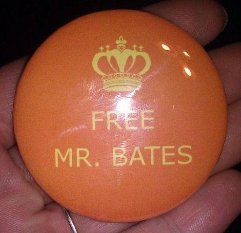 Downton Abbey - Free Mr Bates!