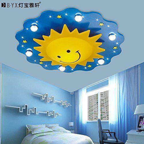 Lterd Kinder Schlafzimmer Lampe Deckenlampe Mit Led