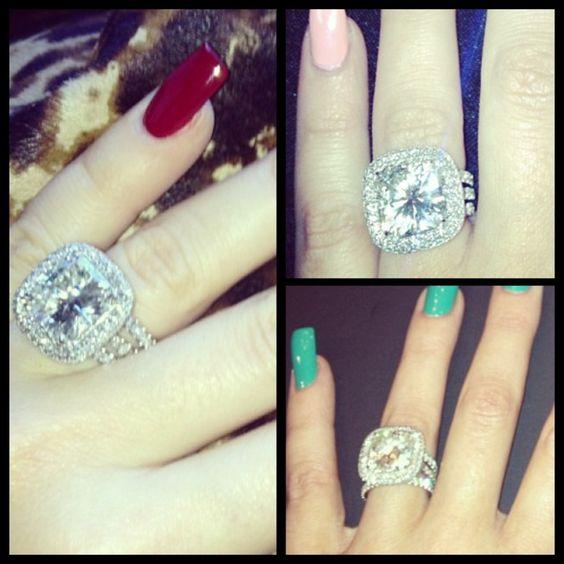 khloe khloe ring and rings on