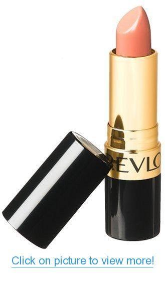 Revlon Super Lustrous Creme Lipstick, Ginger Rose 131, 0.15 Ounce