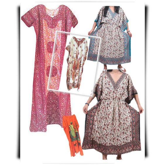 Bohemian Women&39s House Dresses  Pinterest