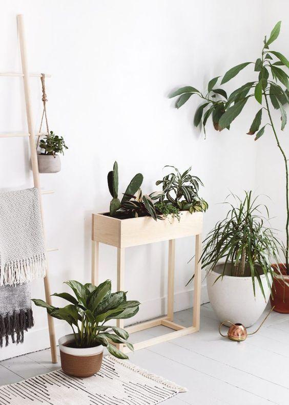 22+ Fabriquer une jardiniere d interieur inspirations