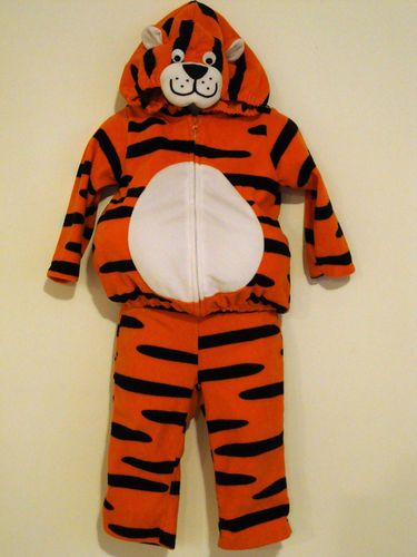 #clearance priced at WiseSize http://www.ebay.com/itm/Carters-Tiger-Costume-Orange-Black-size-18-Months-Toddler-Halloween-TWO-PIECE-/400573015067?pt=US_Costumes&hash=item5d4403241b
