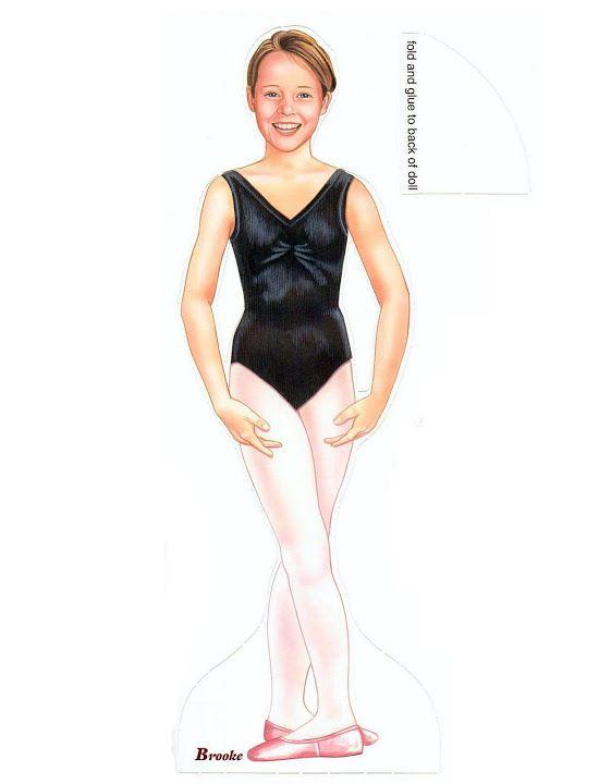 The Amazing Academy of Ballet paper dolls by Peck Aubry - Nena bonecas de papel - Picasa Webalbum