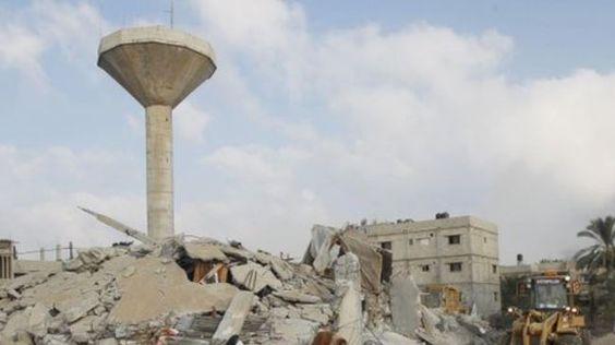 Israel mata a 100 habitantes de Gaza en un solo día