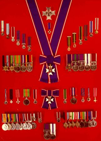 british military medals | British Military Medals, Regimental Badges and Ties