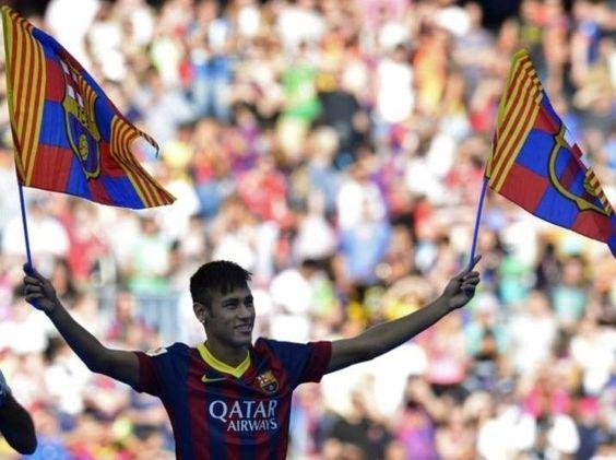 Depois de 100 dias, Neymar já é tratado como rei pelo Barcelona http://r7.com/VSZl