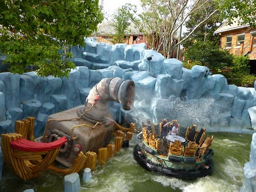 Image result for Popeye & Bluto's Bilge-Rat Barges pinterest