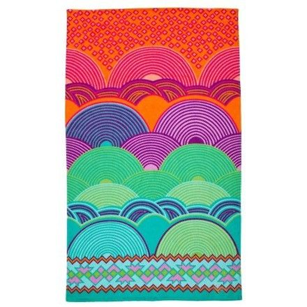 This is a Beach Towel!