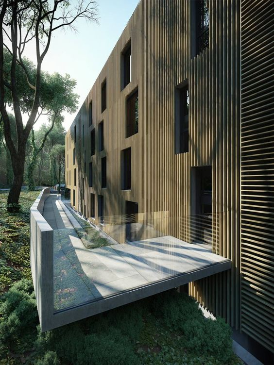 SFS Residence - residential building - STARH Architects - architectural design and 3D visualization. Structural design - AEC Bulgaria