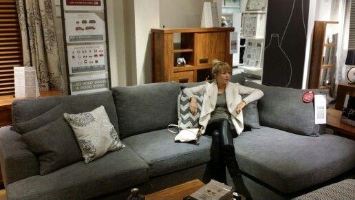 Next Stratus 15 Corner Sofa