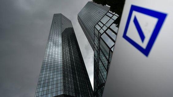 Der Irrtum der Deutschen Bank - FAZ - Frankfurter Allgemeine Zeitung