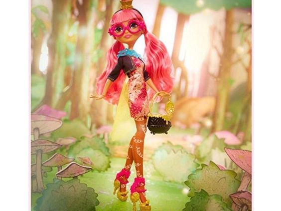 Ever After High - Ginger