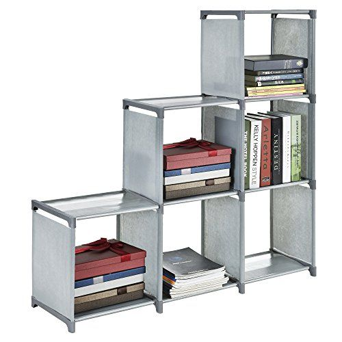 Iseaa Etagere De 6 Casiers Cubes Cabinet Etagere A Chauss Https Www Amazon Fr Dp B0787lnxdq Ref Cm Sw R Pi Dp U X 7eshcb81r1yw0 Home Decor Bookcase Decor