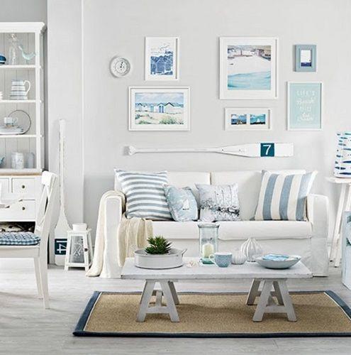 101 Beach Themed Living Room Ideas Beach Living Room Coastal
