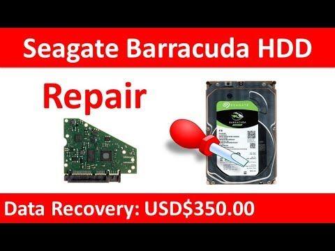 Seagate Barracuda St4000dm004 100815595 Rev D Pcb Repair Hard Drive Seagate Repair Driving