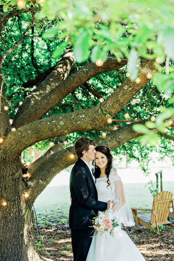 Kaycee and Mac were married at The Corry House, a historic home on the Ogeechee Plantation in Union Point, Georgia.   	Venue: The Corry House  	Event and Floral Design: Greg Hall and Company  	Bride's Gown: I Do I Do Bridal  	Hair...