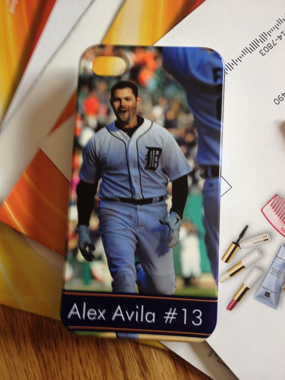 Alex Avila phone case! NEED!!!
