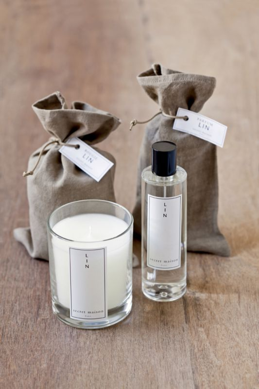 Packaging Candle Packaging And Linen Bag On Pinterest