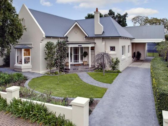 Dulux grey grey houses and google images on pinterest - Painting exterior render model ...