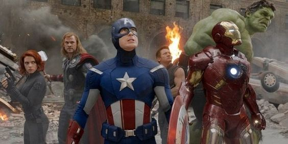 The Avengers: Age of Ultron | The 20 Biggest Movies Of 2015 According To Tumblr