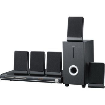 Sylvania 5.1-channel Dvd Home Theater System