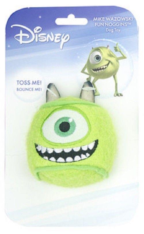 Disney Pixar Dog Toy Ball Monsters Inc Monsters University Mike