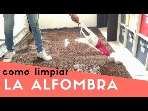 Como Eliminar El Mal Olor De La Alfombra Como Limpiar Y Desinfectar Un Tapete O Alfombra Youtube