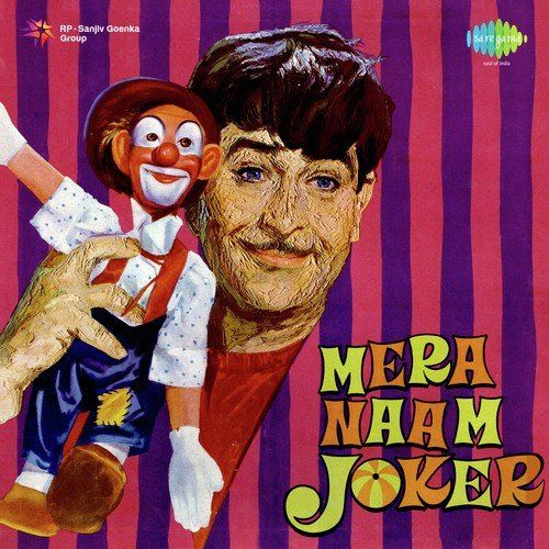 Jeena Yahan Marna Yahan Ii Raj Kapoor Mera Naam Joker Bollywood Songs Mukesh Youtube Joker Bollywood Youtube