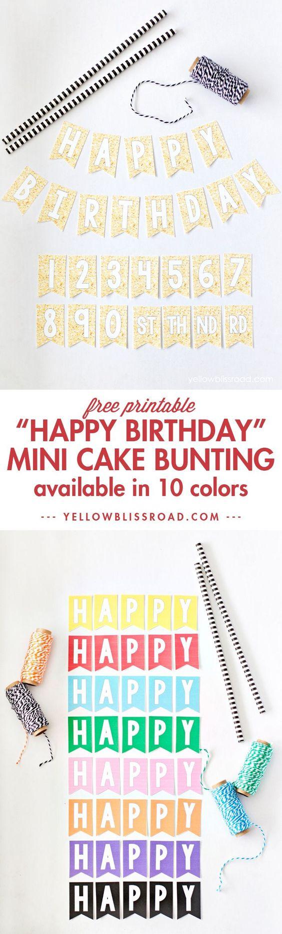 1000+ ideas about Mini Birthday Cakes on Pinterest   Mini ...