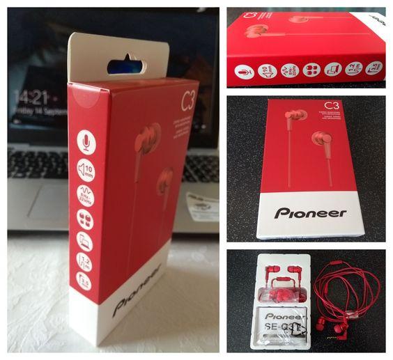 Pioneer SE-C3T wired earphones Review | InfinityBass com