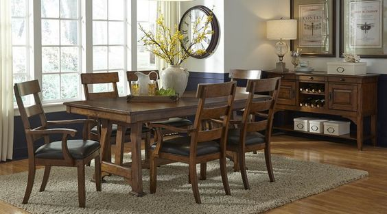Ozark Collection | A-America Solid Wood Furniture