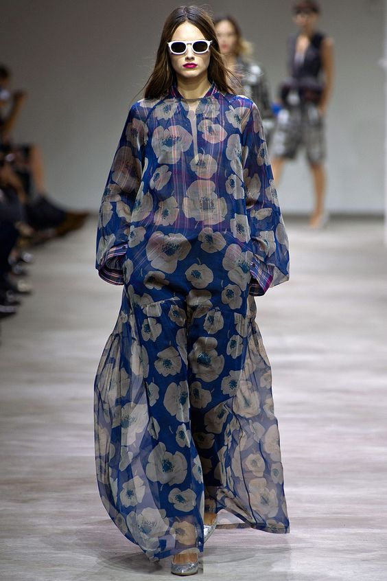 Dries van Noten, Spring 2013 #PFW