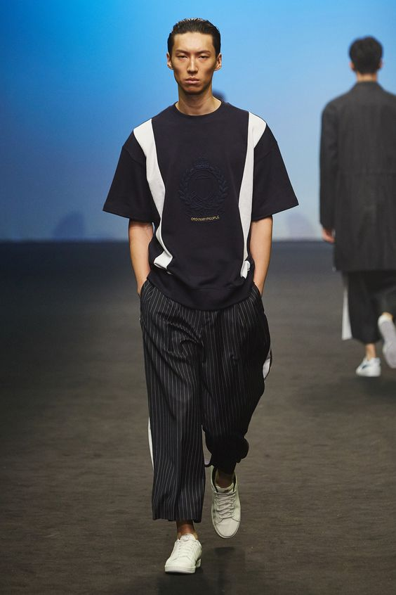 Ordinary People Seoul Spring 2016 Fashion Show