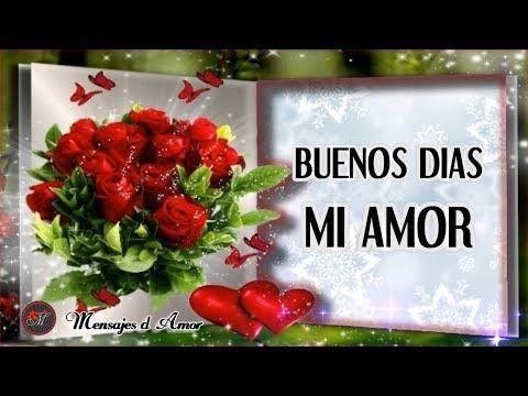 Poemas De Buenos Dias Mi Amor Te Amo Buenos Dias Amorcito Este Mensaje De Amor Es Para Ti Te
