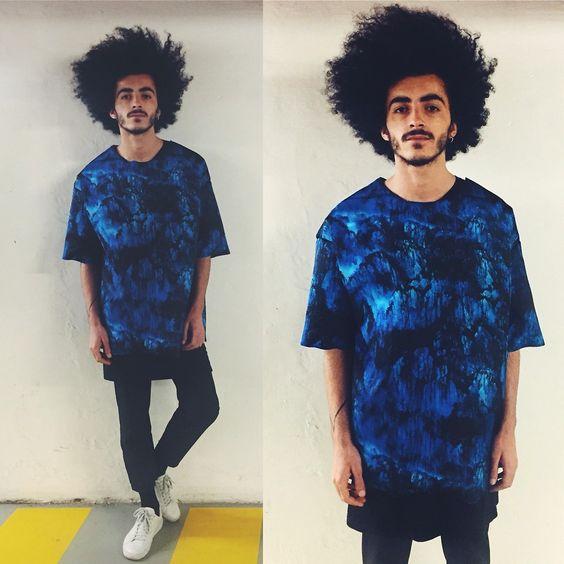 ④タイダイTシャツ