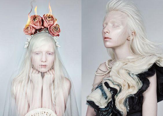 Wild Flower – Photographer: Danil Golovkin   Model: Nastya Zhidkova   Stylist: Kseniya Berezovskaya   Hair: Ekaterina Arkhipova   Makeup: Larisa Khatmullina: