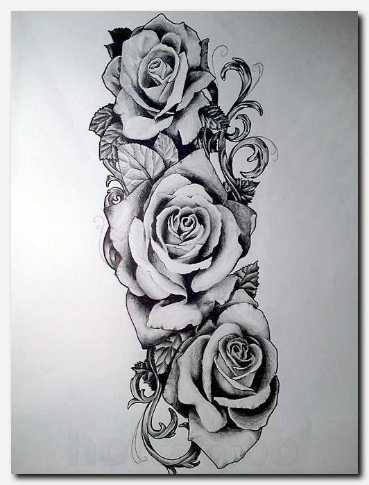 Full Sleeve Tattoos Designs Mandalatattoo In 2020 Rose Tattoos For Men Rose Tattoo Sleeve Rose Tattoos