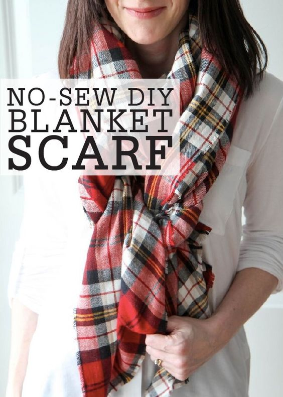 Blanket scarf, Blankets and Scarfs on Pinterest