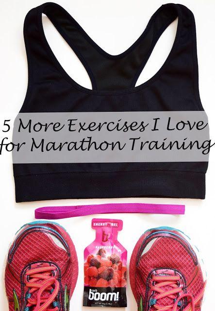 Floradise: Pre-Marathon Training Week & 5 More Exercises I Lo...