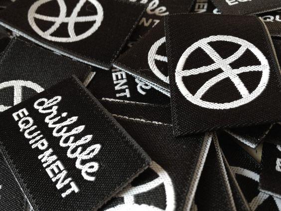 Dribbble labels