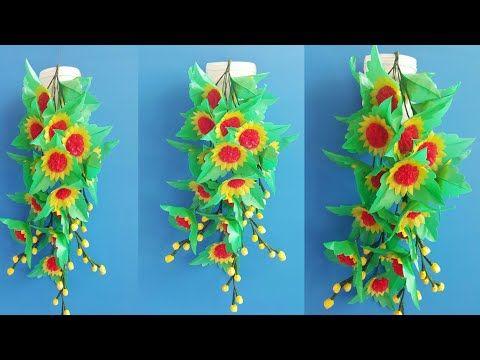 Ide Kreatif Ide Menarik Diy Kerajinan Tangan Bunga Matahari