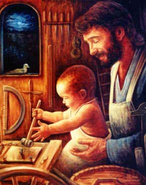 el blog del padre eduardo: San José en la Biblia