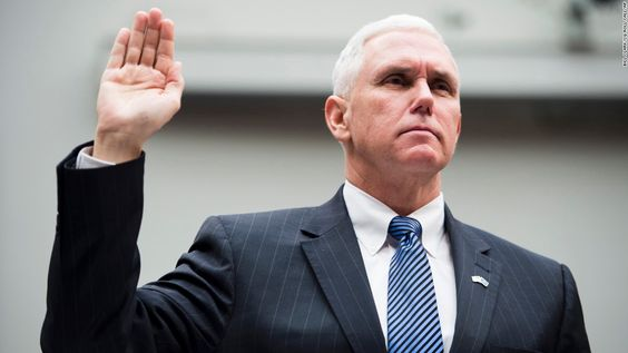 Pence apparently has no idea what the term 'theory' means within the scope of science.