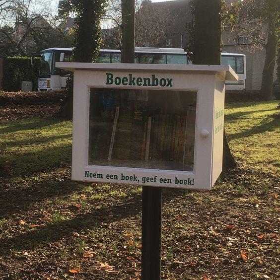 Boekenbox Liedekerke 4