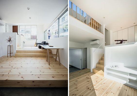 UZU architects disguises swallow house in suburban japan