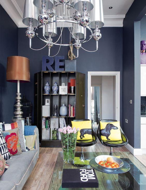 Lección de estilo en 67 metros - Casas - Decoracion de interiores y mucho más - Elle - ELLE.ES